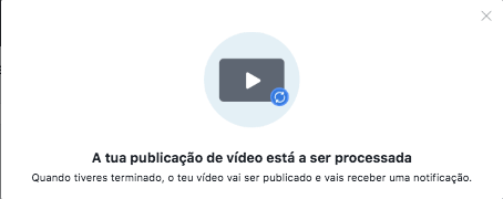processar video