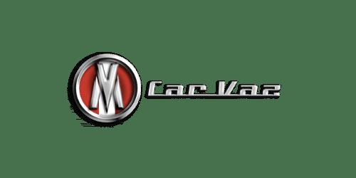 logo carvaz - cliente lead generation, stand de automóveis